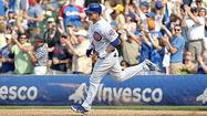 <strong>Matt Garza</strong> did nothing to help his trade value in Saturday's 3-2 victory over the Astros, but he didn't hurt it either with his fourth victory of the year, this one courtesy of <strong>Anthony Rizzo.</strong>