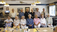 The Boonsboro High School Class of 1948 celebrated its 64th reunion on June 13 at Western Sizzlin' Steakhouse in Halfway.