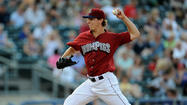 IronPigs play the Pawtucket Red Sox