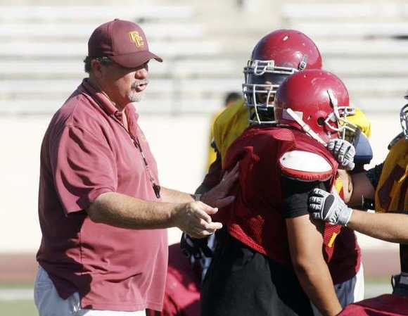 Glendale Community College football Coach John Rome and the Vaqueros take on new nonconference opponents this season.