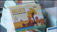 Show your love of Wichita with a postcard