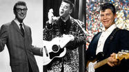 Photos: Buddy Holly, Ritchie Valens and Big Bopper