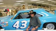 Pictures: Richard Petty at his garage and museum