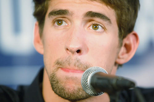 """""""I'm approaching this meet just like I've approached every other meet I've ever swam in,"""" Michael Phelps said of the Charlotte UltraSwim Grand Prix. """"I'll still have my headphones on, I'm still going to warm up the same way and probably eat the same food. I'll just get up and swim and see what happens."""""""
