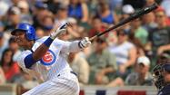 The Cubs' Starlin Castro was named an All-Star for a second straight year and Bryan LaHair for the first time, both as National League reserves selected by player votes.