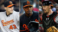 Adam Jones, Jim Johnson, Matt Wieters make All-Star team