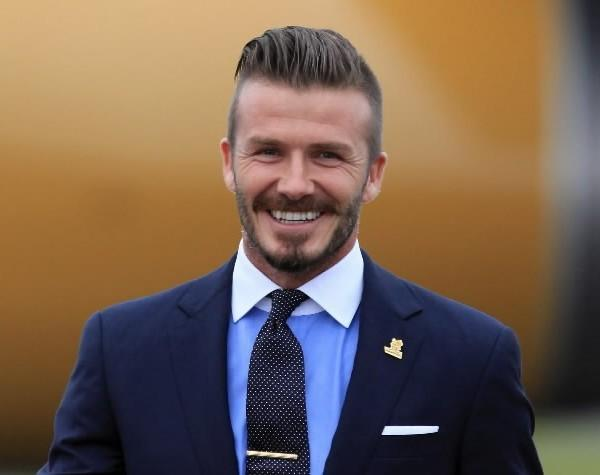 David Beckham and his Los Angeles Galaxy teammates will face the Fire at Toyota Park in Bridgeview Sunday.