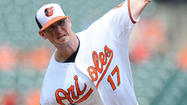Orioles close out disappointing homestand with 6-2 loss to Indians