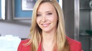 TV review: Lisa Kudrow spins more fun in 'Web Therapy'