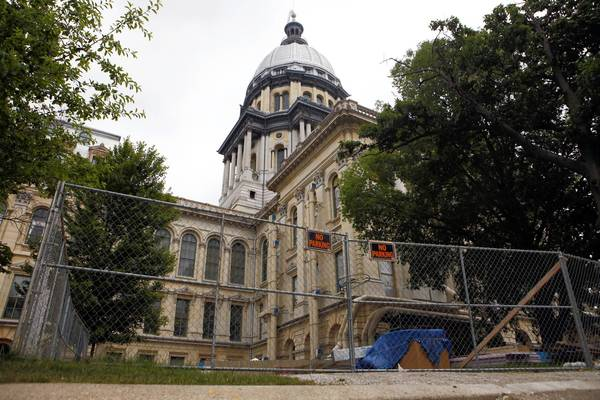 Illinois lawmakers left Springfield on May 31 without coming up with a plan to address the state's pension problems.