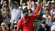 In the old days, Tiger Woods might have won the AT&T National with ease. In the old days, Woods might not have needed his closest competitor to bogey the last three holes at Congressional Country Club.
