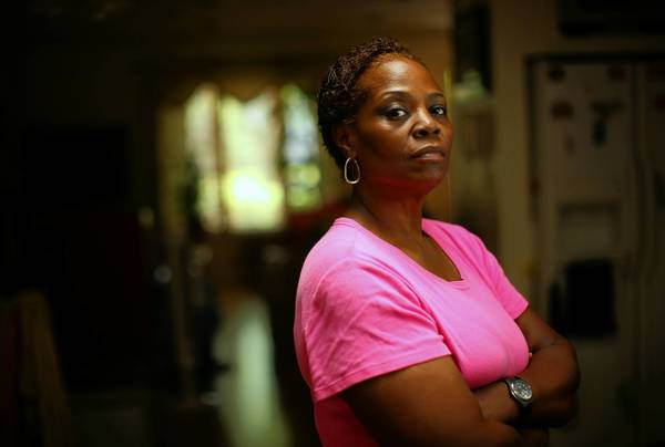 Norma Brown was diagnosed with post-traumatic stress disorder after the Chicago Public Schools teacher was kicked and punched by a group of students in 2006.