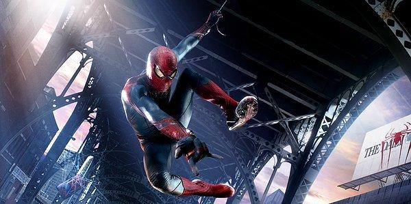 """The Amazing Spider-Man"" opens at midnight tonight at Carmike Cinema 9 in Aberdeen."