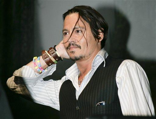 Is Johnny Depp Really Vacationing in Ireland?!