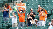 "<strong>** </strong>Three Orioles -- Adam Jones, Matt Wieters and Jim Johnson -- have been selected to <a href=""http://www.baltimoresun.com/sports/orioles/blog/bal-three-os-make-allstar-team-and-hammel-still-in-play-20120701,0,6174263.story"" target=""_blank"">represent the American League in the All-Star Game</a>. It is the first time since 2005 that the team has had more than the minimum one player on the roster."
