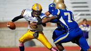"<span style=""font-size: small;"">Phoebus defensive end Mark Wilson's scholarship offers included one from a Big Ten school. Hampton safety Daquin Moore was considering two teams that had made the Football Championship Subdivision playoffs last fall.</span>"