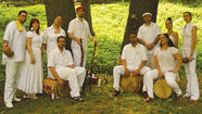 Born out of a 2002 jam session in the South Bronx, Afro-Puerto Rican music ensemble Alma Moyo have kept the beats alive. Their sound is full of driving rhythms and harmonies that are hard to resist by remaining still. They perform July 5 at Wesleyan's CFA Courtyard as part of the university's summer arts programming. <strong><em></em></strong>