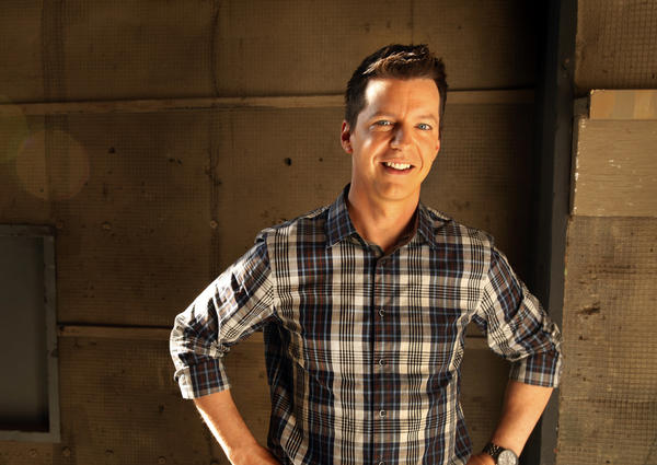 Sean Hayes used the Advocate to break the news in a 2010 cover story.