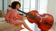 Esperanza Spalding is scheduled to play Newport News Oct. 24, 2012.