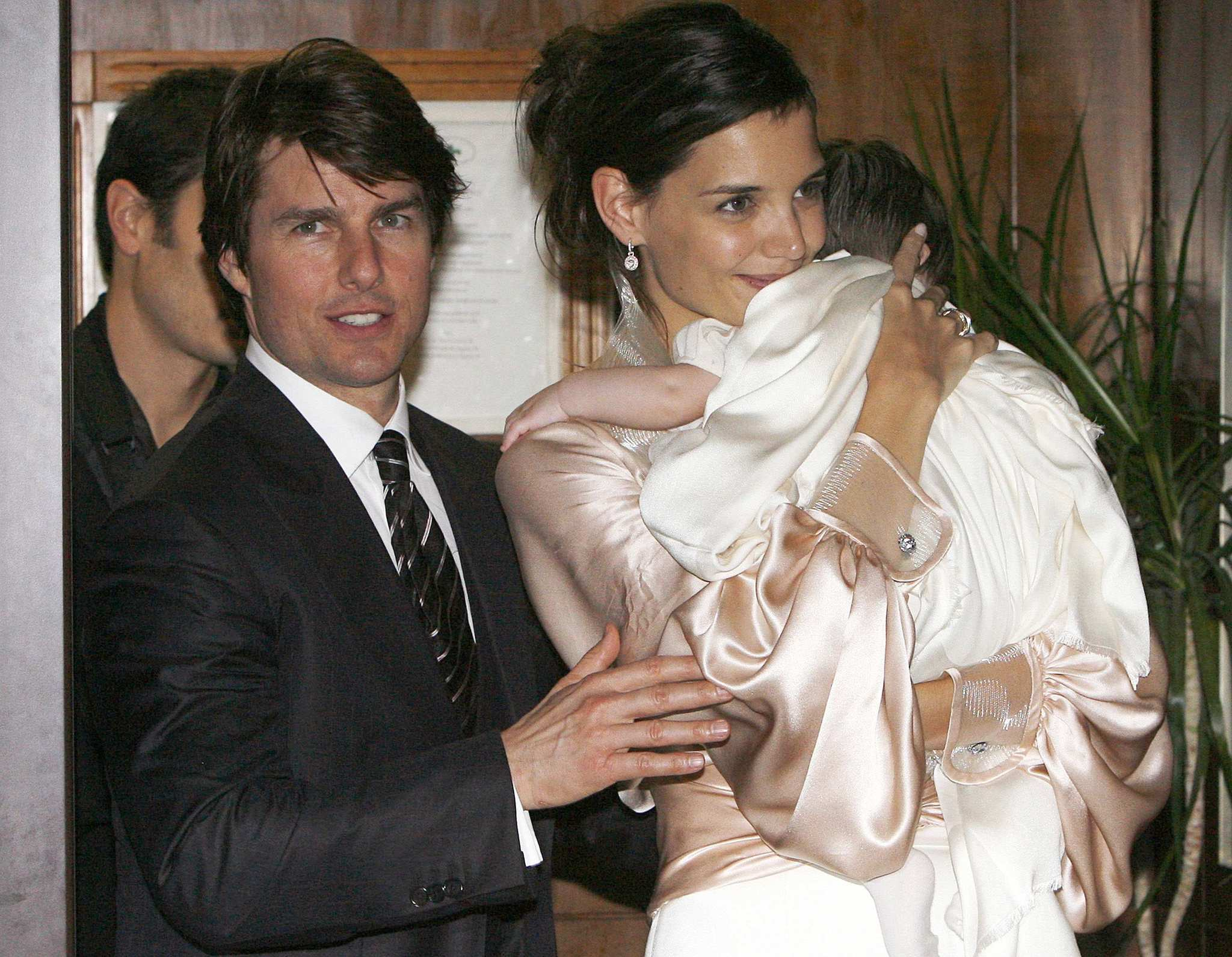 Katie Holmes Doesnt Want TomKat Era To Define Her