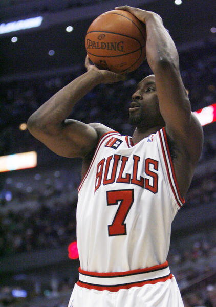 3. Ben Gordon, third overall, Chicago, 2004: Gordon won a national title with Okafor and then was selected right behind him in the draft. Aside from Okafor, and then Hasheem Thabeet in 2009, no Husky has been drafted higher. Gordon was named Sixth Man of the Year, coming off the Bulls bench to average 15.1 points, 2.6 rebounds and two assists while shooting 40.5 percent on three-pointers. The Bulls finished 47-35, second in the Central Division. Gordon averaged 20-plus points in two of his final three seasons with the Bulls before signing with the Pistons before the 2009-10 season, nearly doubling his salary.