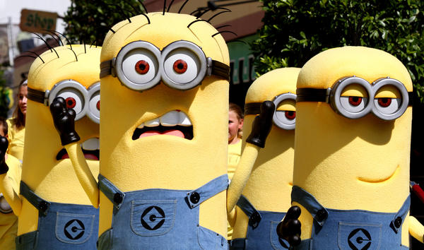Despicable Me at Universal
