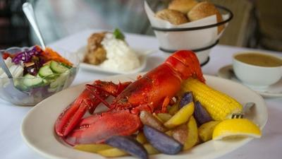 Monday Night Lobster Night at Litchfield Saltwater Grille, July 2