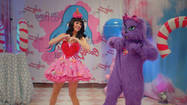 'Katy Perry: Part of Me' review: As heavy as cotton candy clouds