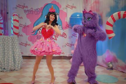 'Katy Perry: