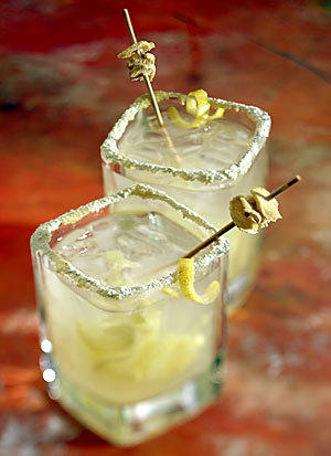 These ginger cocktails pack a punch.