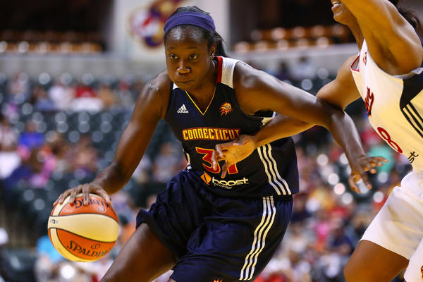 Tina Charles is player of the month.