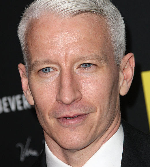 Hollywood comes out of the closet: Jodie Foster, Anderson Cooper, Neil Patrick Harris and more: In early July 2012, Cooper sent an e-mail to friend and fellow journalist Andrew Sullivan admitting he was gay. He granted Sullivan permission to share that e-mail publicly:   The fact is, Im gay, always have been, always will be, and I couldnt be any more happy, comfortable with myself, and proud ... In a perfect world, I dont think its anyone elses business, but I do think there is value in standing up and being counted. Im not an activist, but I am a human being and I dont give that up by being a journalist.