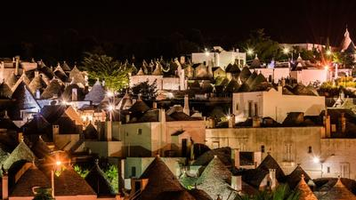 Offbeat Traveler: Trulli of Alberobello, Italy