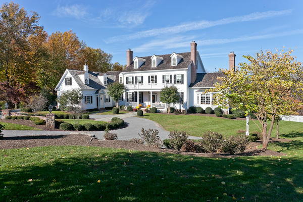 The colonial-style home at 20 Ivy Reach Court in Cockeysville sold in May for $1.995 million.