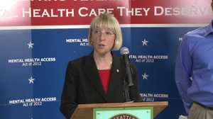 Sen. Patty Murray pushes to prevent military suicides