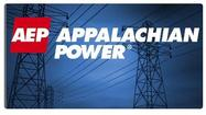 Appalachian Power has gotten the lights back on to 50,000 customers since noon Monday.