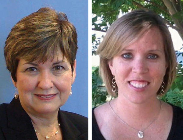 Nancy B. White was named principal of Spring Mills Middle School and Autumne Frye was named principal at Inwood Primary School in Berkeley County.