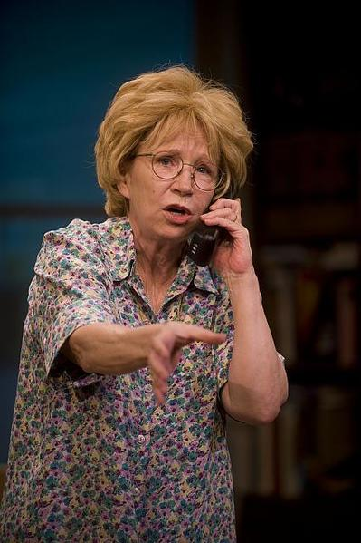 "Debra Jo Rupp (Mom in TV''s ""That's '70s Show"") plays Dr. Ruth Westheimer in the world premiere of a one-person show at Barrington Stage Company."