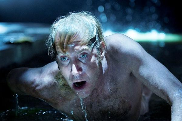 "Rhys Ifans in ""The Amazing Spider-Man."""