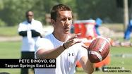East Lake quarterback Pete DiNovo commits to UCF