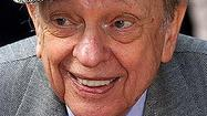 "Don Knotts, the saucer-eyed, scarecrow-thin comic actor best known for his roles as the high-strung small-town deputy Barney Fife on the 1960s CBS series ""The Andy Griffith Show"" and the leisure-suit-clad landlord Ralph Furley on ABC's '70s sitcom ""Three's Company,"" has died. He was 81."
