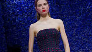 Christian Dior Haute Couture fall-winter