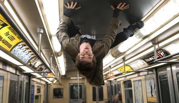 "Andrew Garfield stars as Peter Parker in ""The Amazing Spider-Man,"" which grossed $7.5 million from post-midnight screenings."