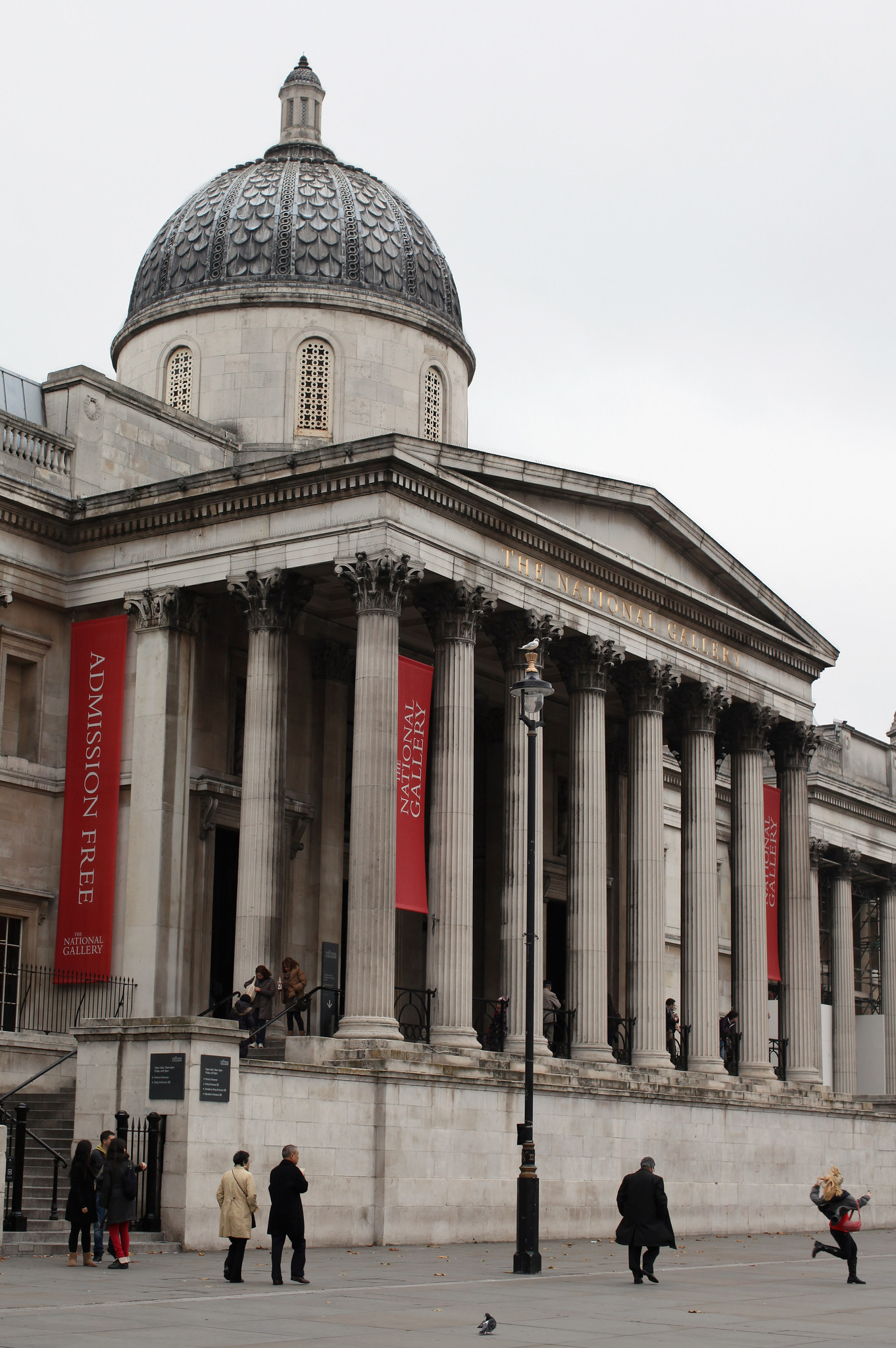 Free and inexpensive things to see and do in London - National Gallery