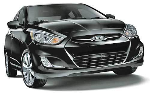 "Starting price $14,545<br><a href=""http://www.cars.com/hyundai/accent/2013/"">2013 Hyundai Accent prices, photos & reviews</a>"