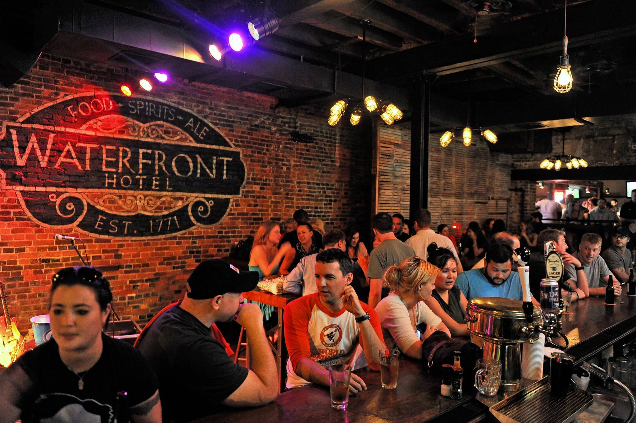 The Waterfront Hotel In Fells Point Recently Updated Its Management And Decor