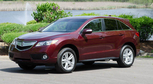 "Starting price $34,320-$35,720<br><a href=""http://www.cars.com/acura/rdx/2013/"">2013 Acura RDX prices, photos & reviews</a>"