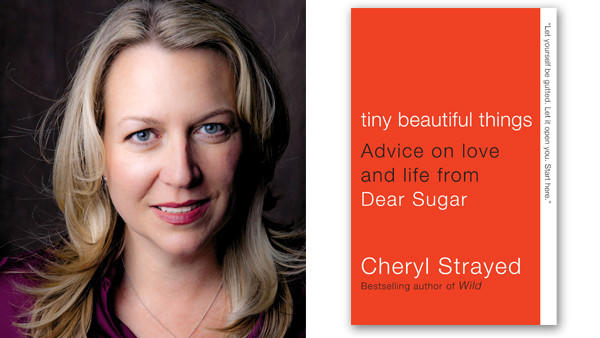 Aug 1 Printers Row Live Cheryl Strayed Chicago Tribune