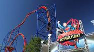Photos: SUPERMAN Ultimate Flight Ride Opens at Six Flags