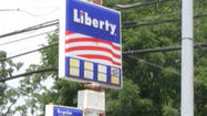 Liberty Gas Station